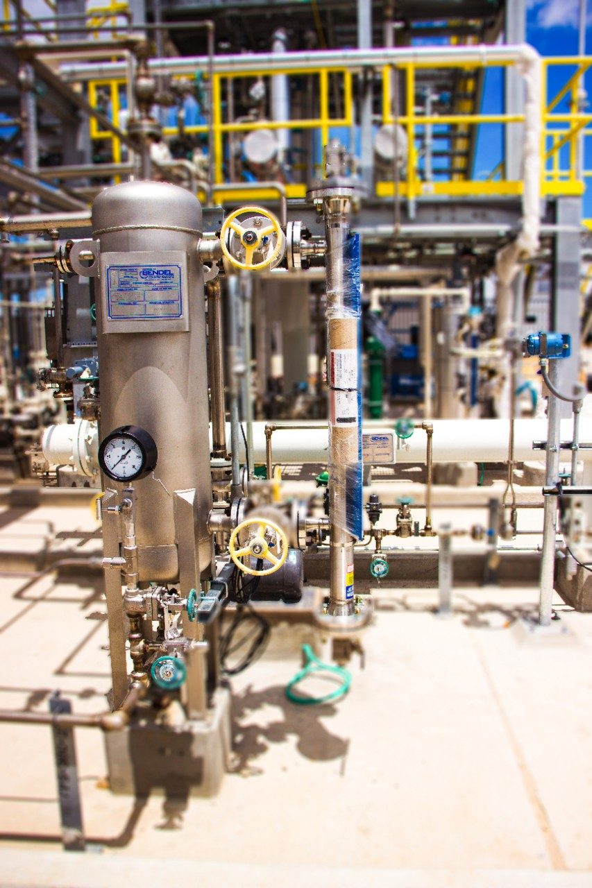 Oil and Gas plant control systems